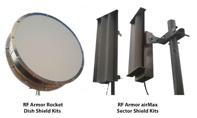 RF Armor Carrier Class RF Shielding Products