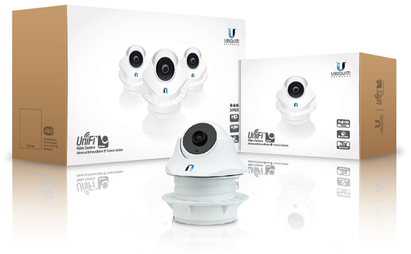 UniFi Video Camera Dome Package