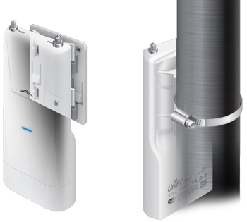 UniFi AP Outdoor+ Wall and Pole Mount