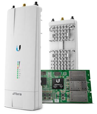 Ubiquiti airFiber 3X 3 GHz Carrier Backhaul Radio